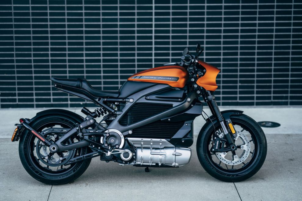 Top 10 fastest Electric motorcycles 2019